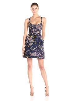 Cynthia Rowley Women's Bonded Spandex Party Dress