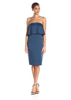 Cynthia Rowley Women's Colmun Bonded Dress