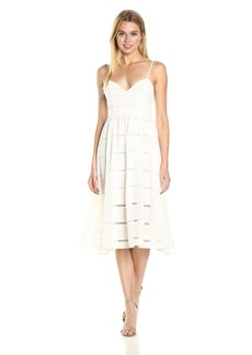 Cynthia Rowley Women's Eyelet Lace Dress