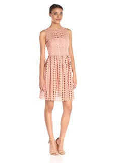 Cynthia Rowley Women's Fit Flare Dress