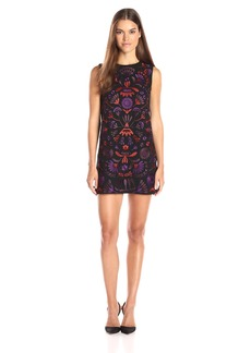 Cynthia Rowley Women's Floral Embroidered Shift Dress