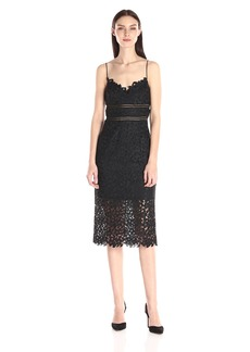 Cynthia Rowley Women's Midi Dress