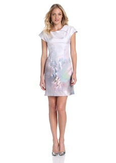 Cynthia Rowley Women's Mother of Pearl Cap-Sleeve Dress