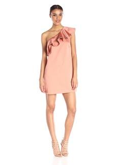 Cynthia Rowley Women's One-Shoulder Dress