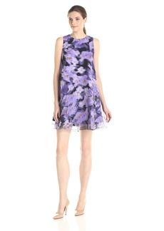 Cynthia Rowley Women's Oversized Print Dress