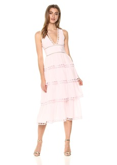 Cynthia Rowley Women's Postcard Midi Dress