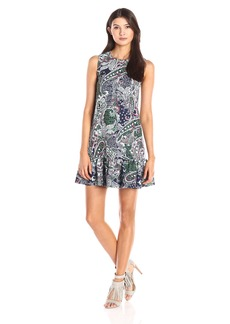 Cynthia Rowley Women's Short Crepe Dress