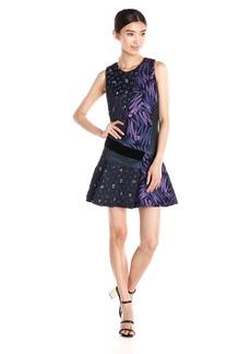 Cynthia Rowley Women's Short Flounce Dress