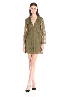 Cynthia Rowley Women's Short Lace Dress