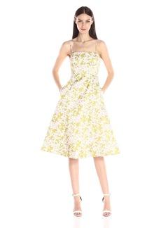 Cynthia Rowley Women's Tea Length Dress