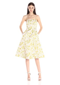 Cynthia Rowley Women's Tea Length Dress