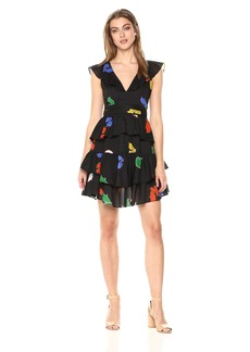 Cynthia Rowley Women's WallFlower Dress