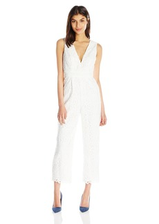 Cynthia Rowley Women's Wide-Leg Jumpsuit