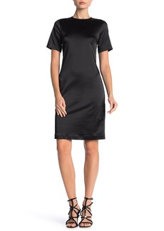 Cynthia Rowley Lake Short Satin Dress