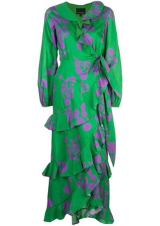 Cynthia Rowley Lanai maxi dress