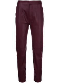 Cynthia Rowley Mckenzie slim-fit trousers