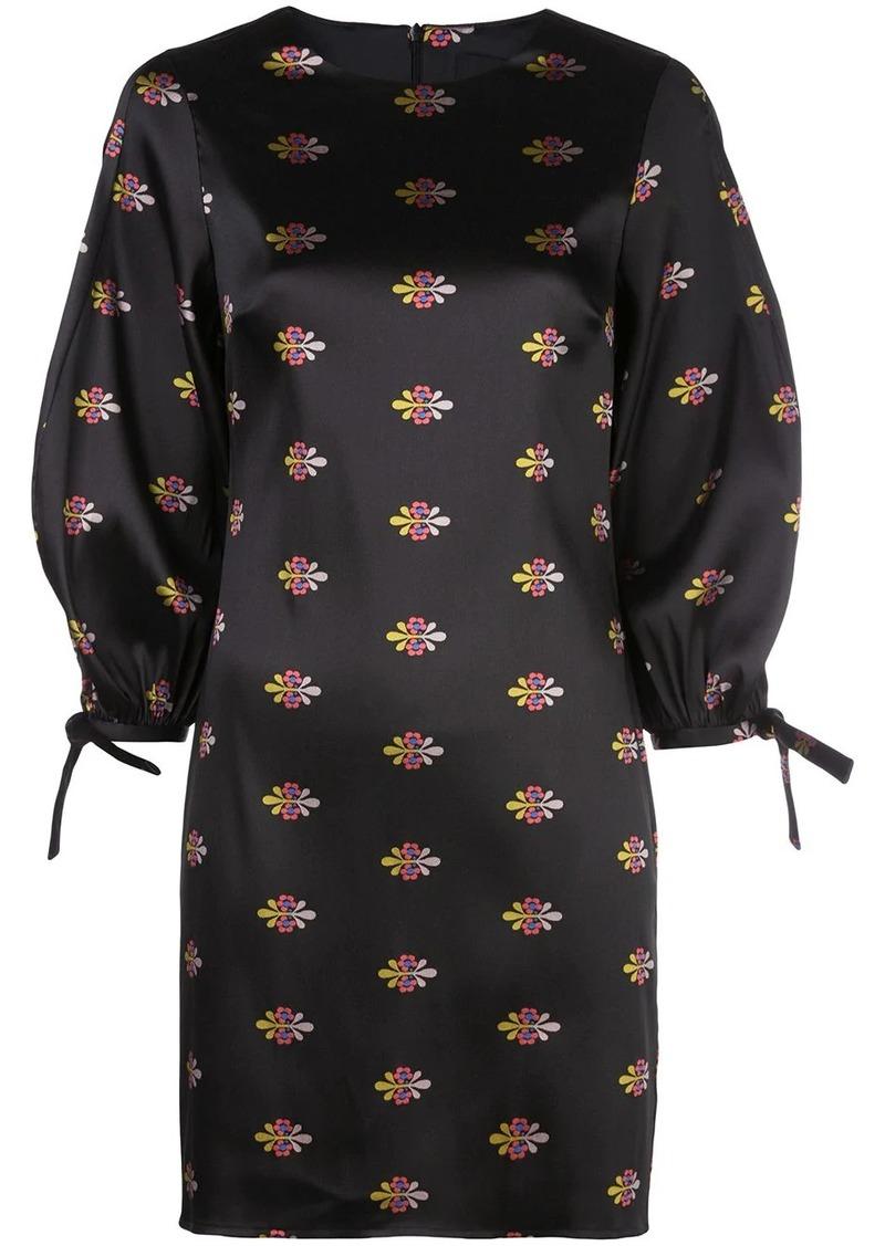Cynthia Rowley Nathalie jacquard dress