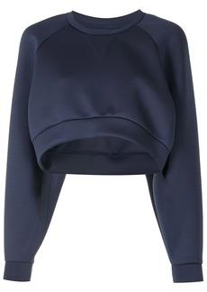 Cynthia Rowley Niall crew-neck sweatshirt