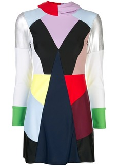 Cynthia Rowley Prism colour block burkini