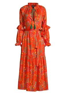 Cynthia Rowley Sanibel Cotton Maxi Dress