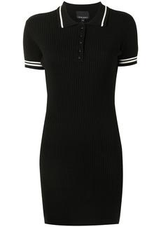 Cynthia Rowley short-sleeve polo dress