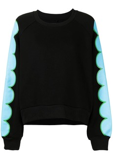Cynthia Rowley Sunday printed sweatshirt
