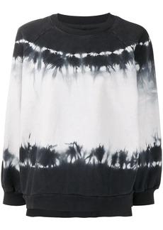 Cynthia Rowley tie dye-print sweatshirt
