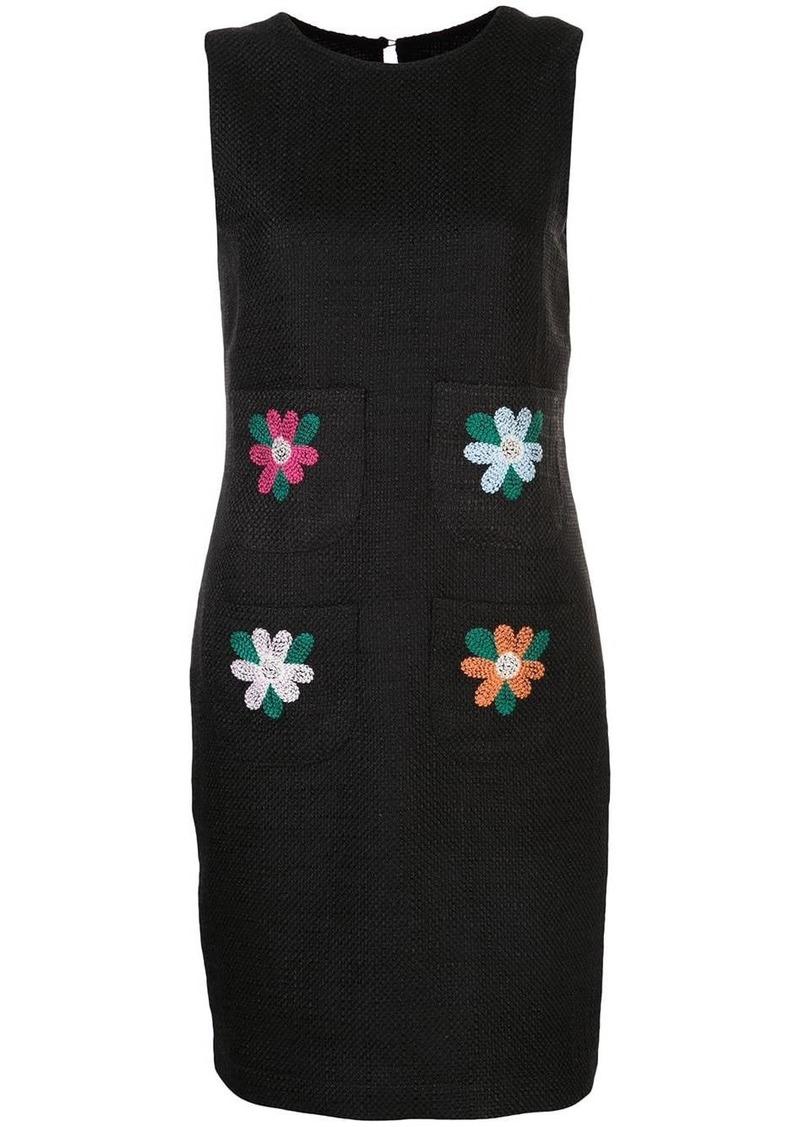 Cynthia Rowley Vivian embroidered dress