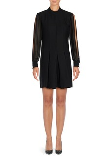Cynthia Steffe Arden Long Sleeve A-Line Dress