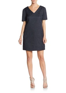 Cynthia Steffe Aubrey Brocade Shift Dress