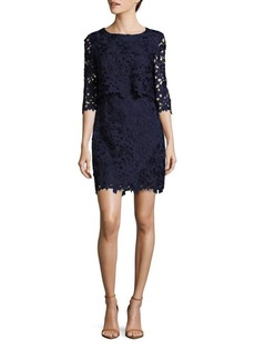 Cynthia Steffe Audrey Lace Dress