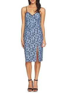 Cynthia Steffe Cleo Floral Lace Slip Dress