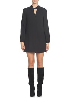 Cynthia Steffe Cutout Long-Sleeve Shift Dress