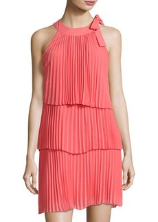 Cynthia Steffe Eloise Tiered Pleated Dress