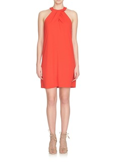 CYNTHIA STEFFE Emerson Halterneck Shift Dress