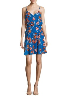 Cynthia Steffe Floral Sleeveless Dress