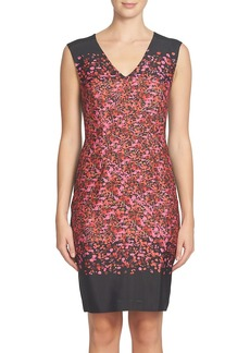 Cynthia Steffe Haley Sheath Dress