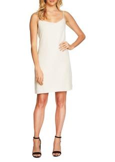 Cynthia Steffe Hazel Foil Crinkle Slip Dress