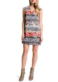 Cynthia Steffe Josie Floral-Print Shift Dress