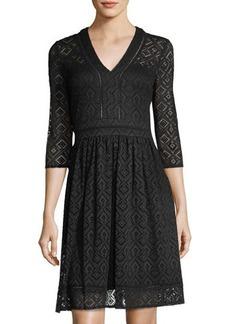 Cynthia Steffe Lynn Lace Dress