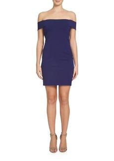 Cynthia Steffe Margot Off-the-Shoulder Dress