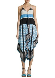 Cynthia Steffe Mariah Sleeveless Racerback Dress