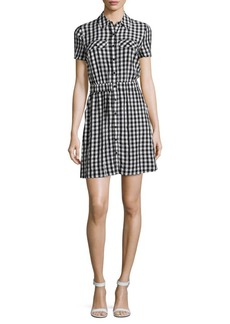 Cynthia Steffe Marni CeCe Gingham Dress