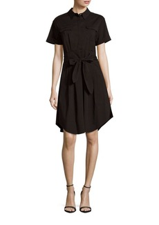 Cynthia Steffe Maya Solid Shirtdress