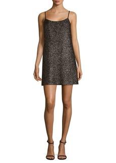Cynthia Steffe Mia Glitter Tank Dress