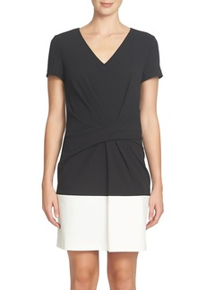 Cynthia Steffe Nikki Colorblock Shift Dress