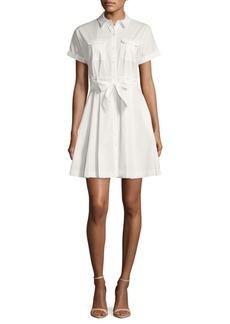 Cynthia Steffe Pleated Skirt Dress