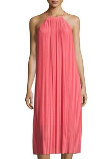 Cynthia Steffe Quinn Pleated Midi Dress