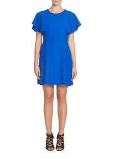 Cynthia Steffe Skylar Flutter Sleeve Dress
