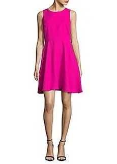 Cynthia Steffe Sleeveless A-Line Dress